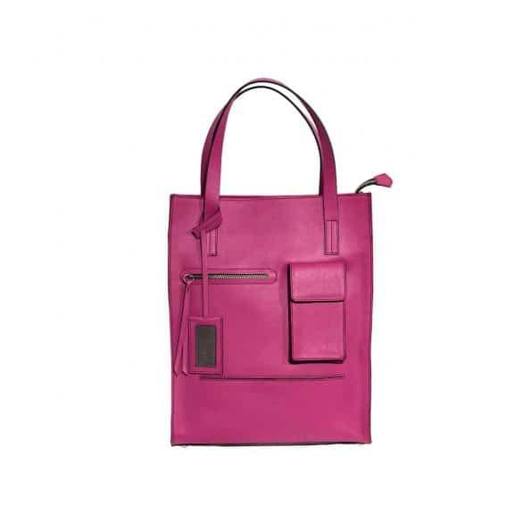Minimal Fuchsia Bag