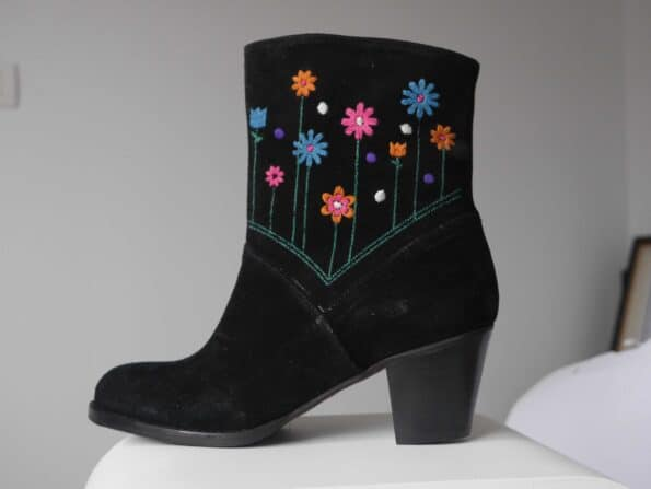 Botine Flower Field
