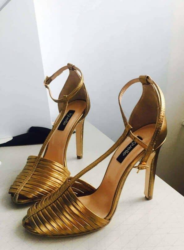 Strings Sandals