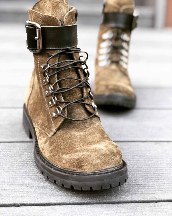 Soft Combat Boots